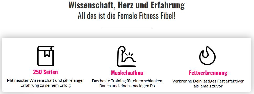 das steckt hinter der female fitness fibel