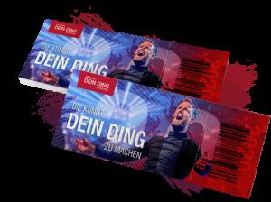 DIE KUNST, DEIN DING ZU MACHEN - Digital 2021